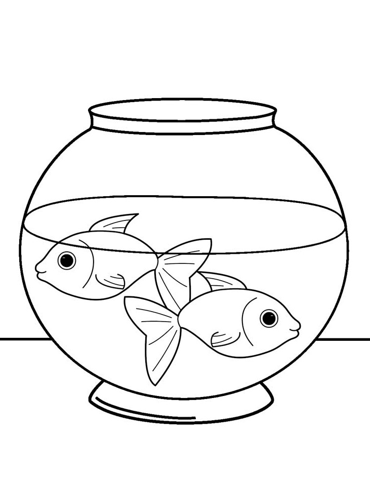 Two Fish In A Tank