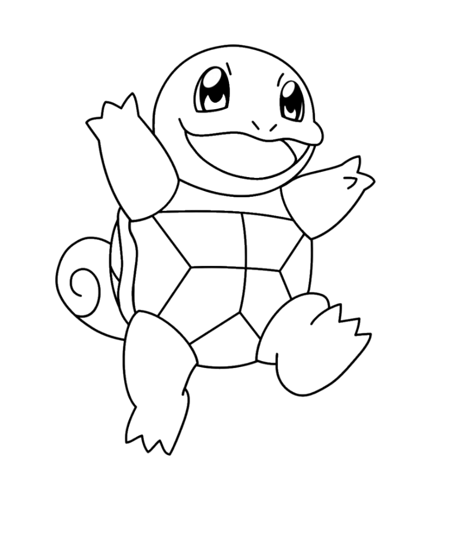 Happy Squirtle