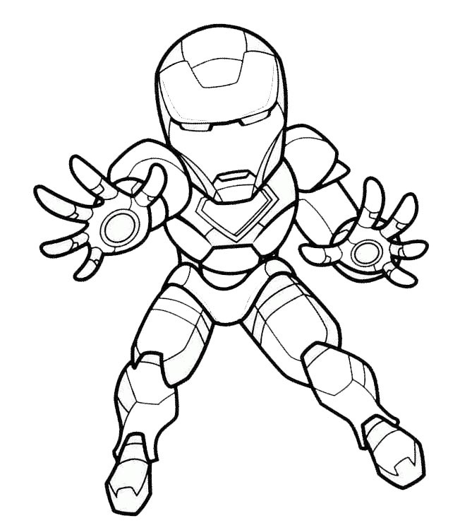 Small Iron Man