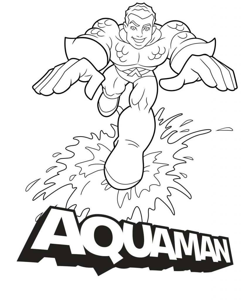 Happy Aquaman