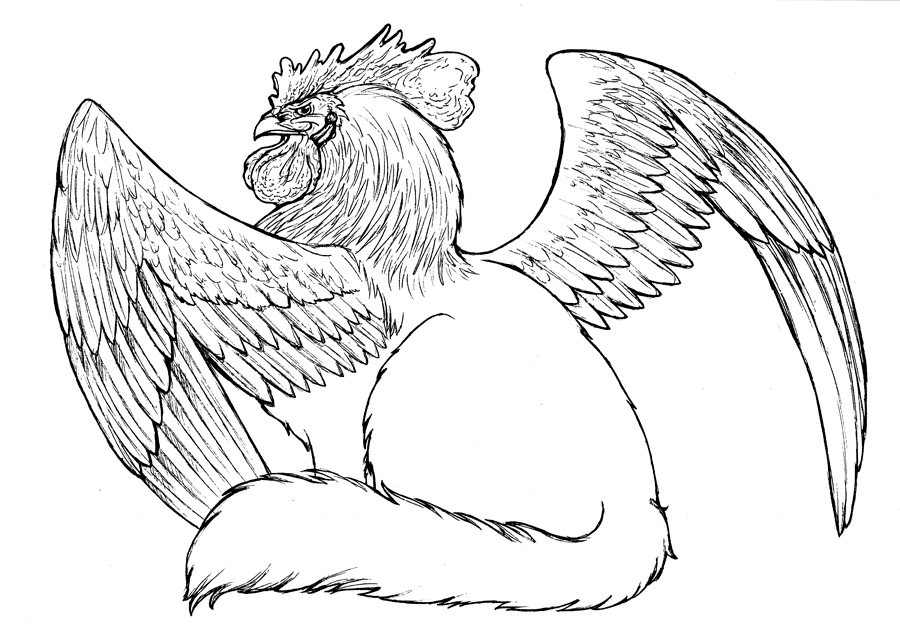 Rooster Griffin