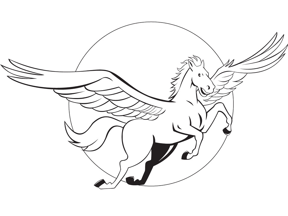 Pegasus is Flying